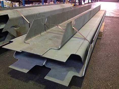 BAGUET PLIAGES - Pliage acier - Découpe Laser 3D - Déroulage de tôles et bobines, découpe plasma, laser fibre, laser tube, pliage robotisé, pliage tôles, cintrage, profilage